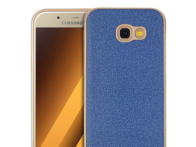 Samsung Galaxy A5 (2017) A5200 Jeans Soft Back Case