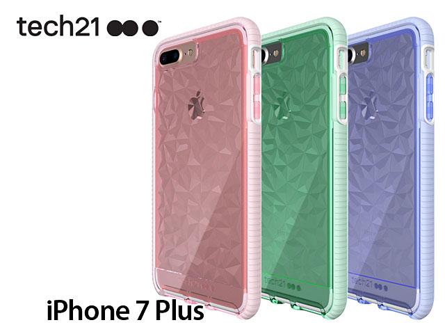 timeless design b0414 5f3e0 Tech21 Evo Gem Case for iPhone 7 Plus