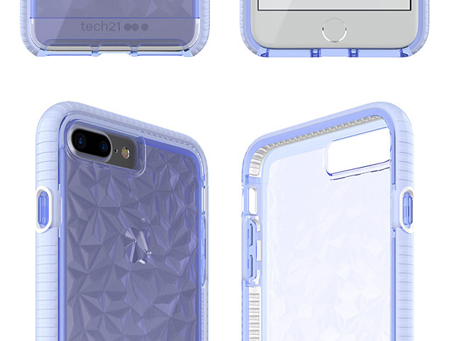 timeless design a6d78 682c1 Tech21 Evo Gem Case for iPhone 7 Plus