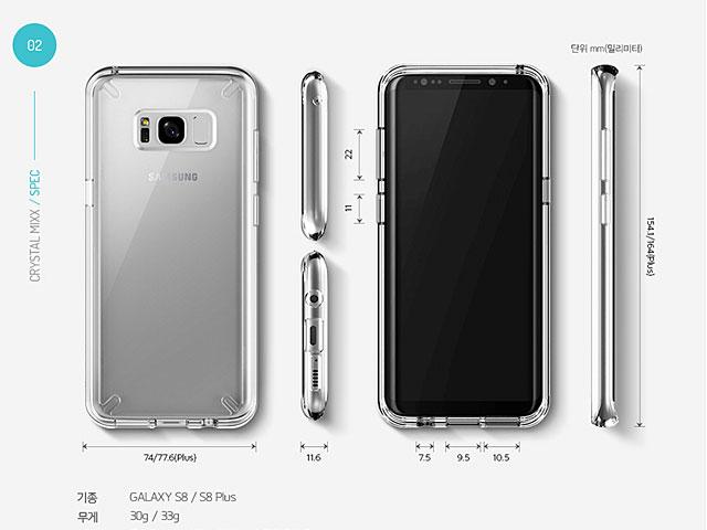 Verus Crystal Mixx Case For Samsung Galaxy S8