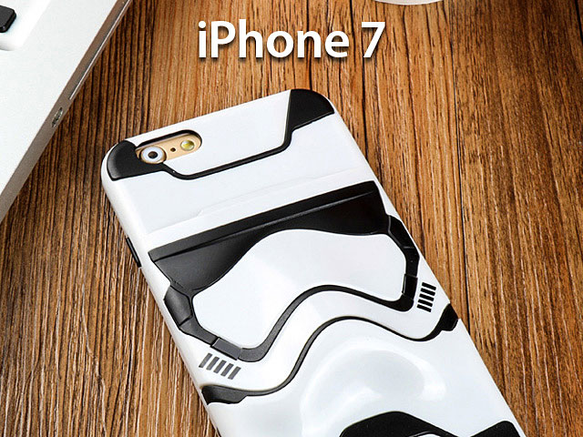 iPhone 7 Star Wars 3D Stormtrooper Case