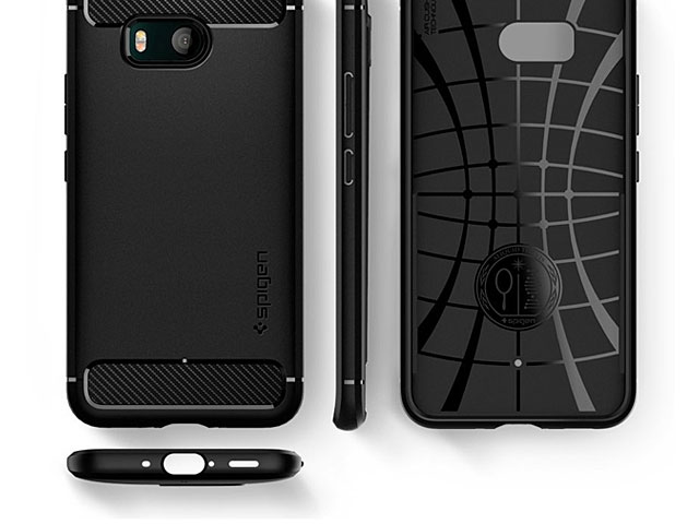 Spigen Rugged Armor Case for HTC U11