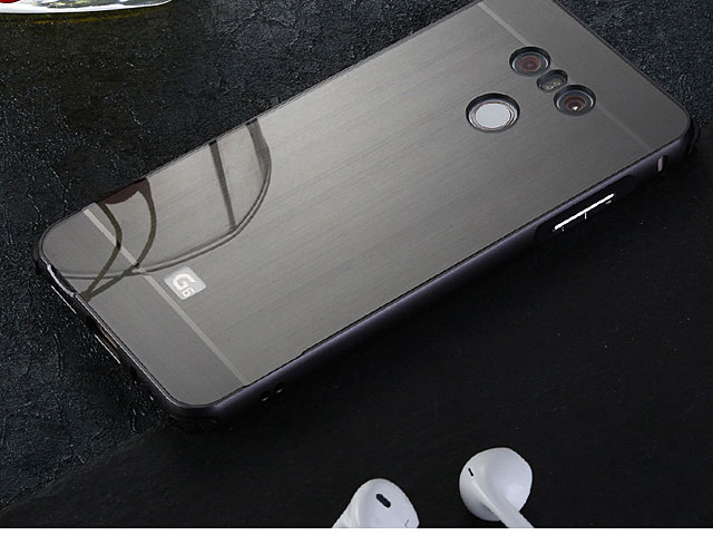 LG G6 Metallic Bumper Back Case