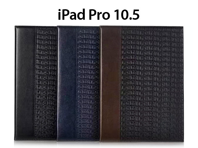 iPad Pro 10.5 Crocodile Flip Case