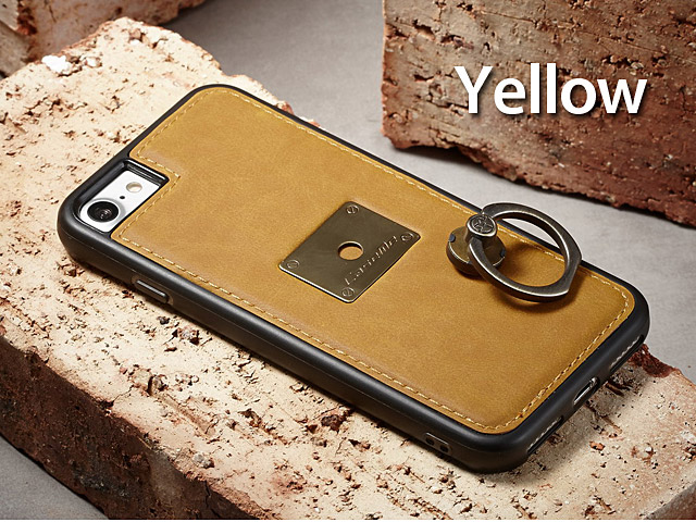 iPhone 7 Detachable Finger Ring Back Case