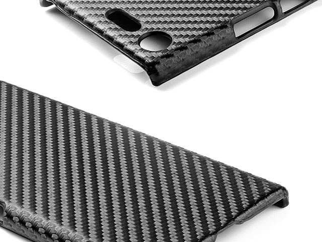 Sony Xperia XZ Premium Twilled Back Case