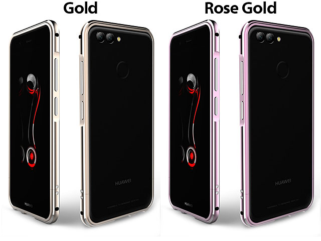 Huawei nova 2 plus Metallic Bumper