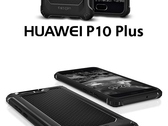 Spigen Rugged Armor Extra Case for Huawei P10 Plus