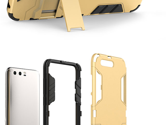 Huawei Honor 9 Iron Armor Plastic Case
