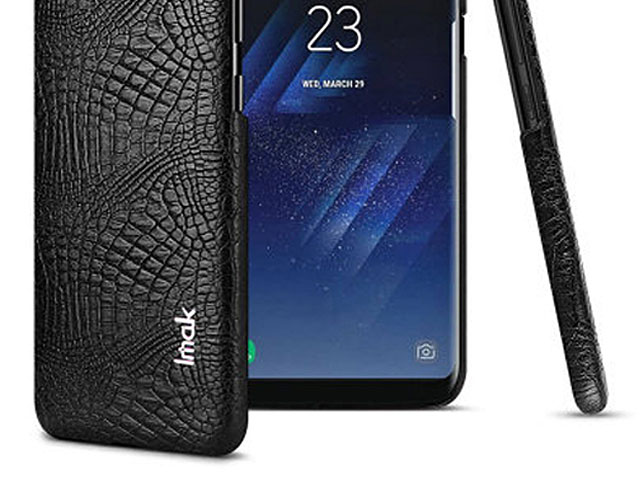 Imak Crocodile Leather Back Case for Samsung Galaxy S8+