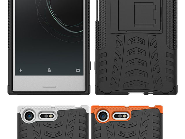 Sony Xperia XZ Premium Hyun Case with Stand