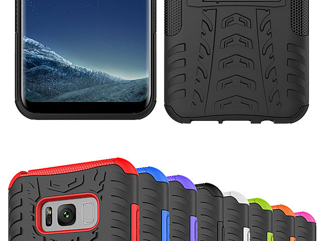 Samsung Galaxy S8 Hyun Case with Stand