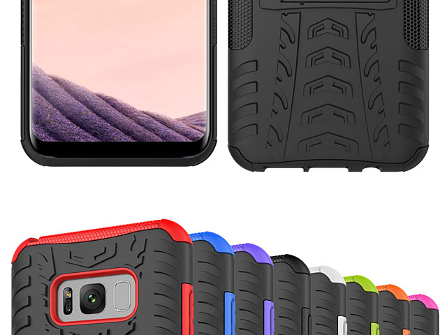 Samsung Galaxy S8+ Hyun Case with Stand