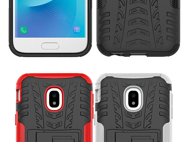 Samsung Galaxy J3 (2017) Hyun Case with Stand