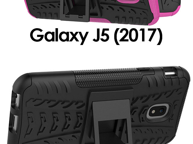 Samsung Galaxy J5 (2017) Hyun Case with Stand