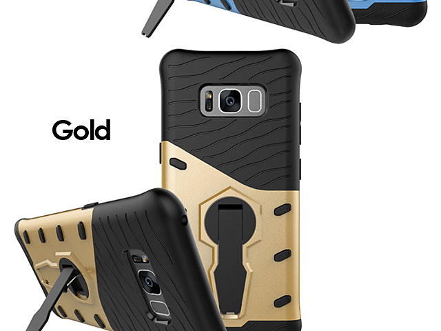 Samsung Galaxy S8+ Armor Case with Stand