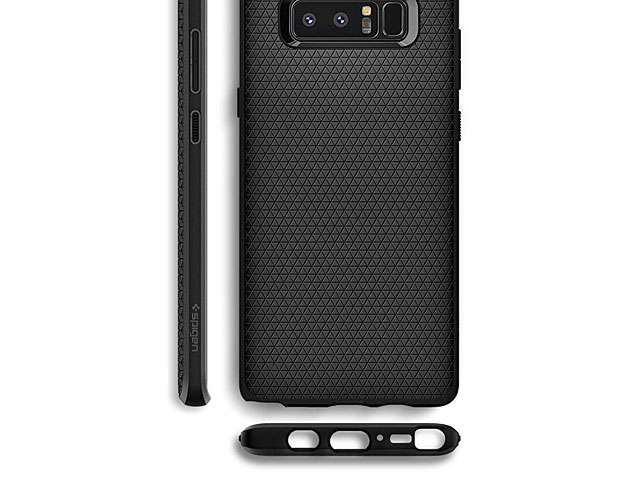 reputable site 39315 28ace Spigen Liquid Air Armor Case for Samsung Galaxy Note8