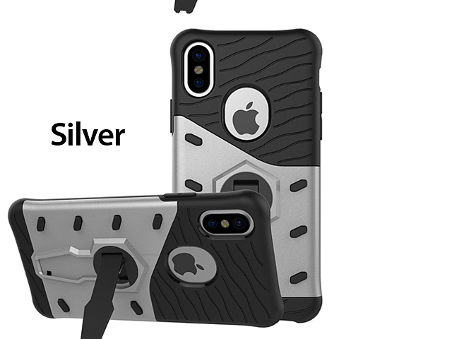 iPhone X Armor Case with Stand