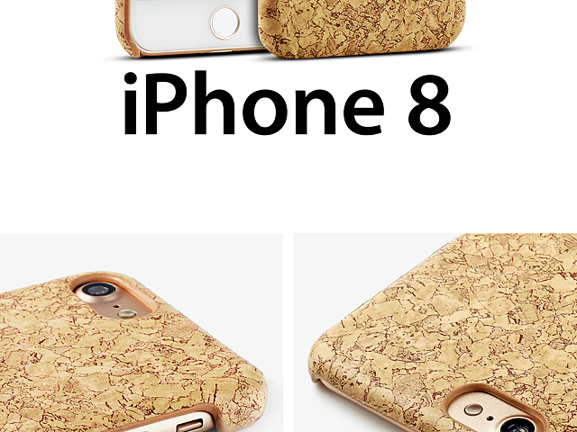 iPhone 8 Pine Coated Plastic Case