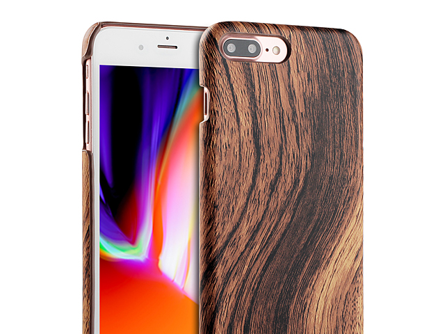 iPhone 8 Plus Woody Patterned Back Case