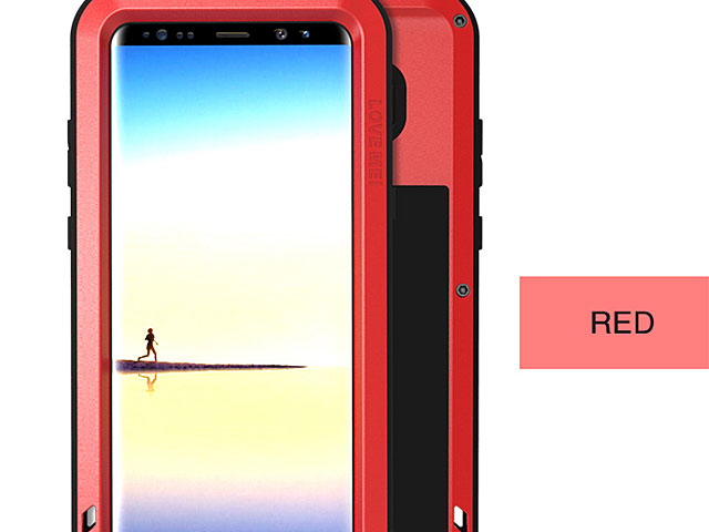 LOVE MEI Samsung Note8 Powerful Bumper Case