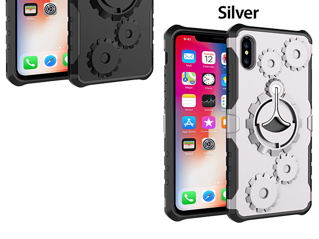 iPhone X Gear Stand Case