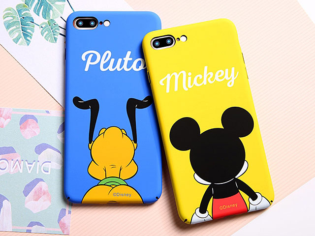 iPhone 8 Mickey and Friends Hard Case