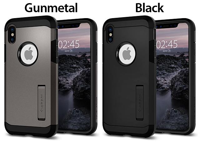 huge discount 8cbfb ce86d Spigen Tough Armor Case for iPhone X