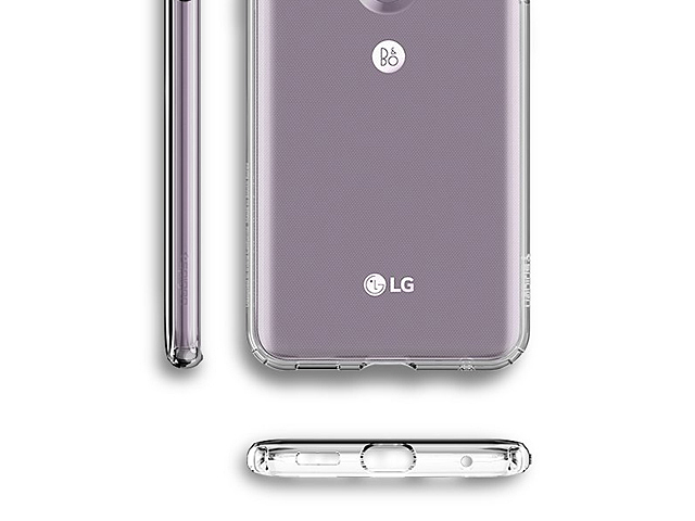 Spigen Liquid Crystal Case for LG V30
