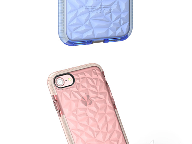 iPhone 8 Diamond TPU Case