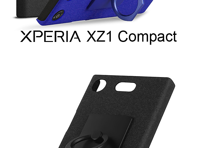 Imak Marble Pattern Back Case for Sony Xperia XZ1 Compact