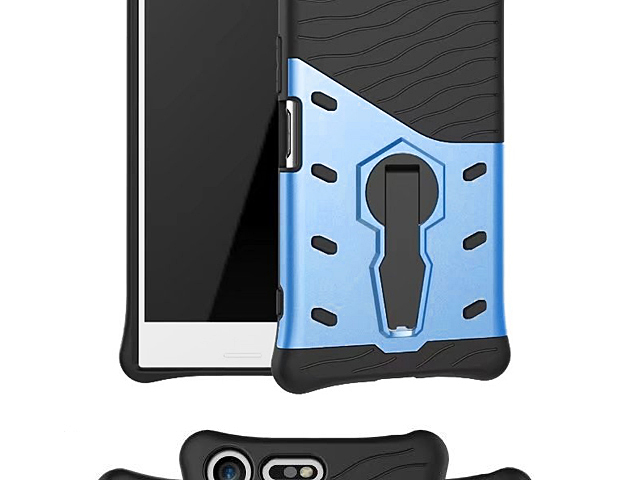 Sony Xperia XZ Premium Armor Case with Stand