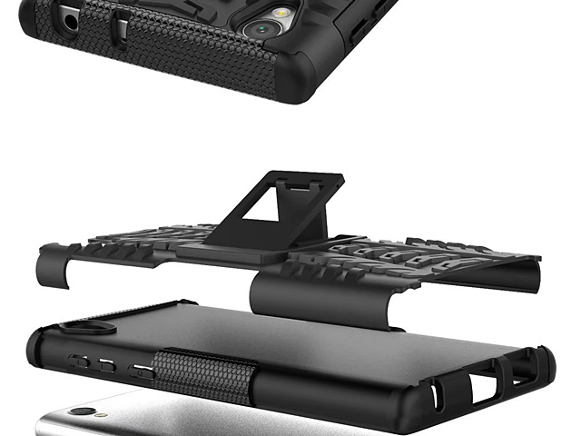Sony Xperia L1 Hyun Case with Stand