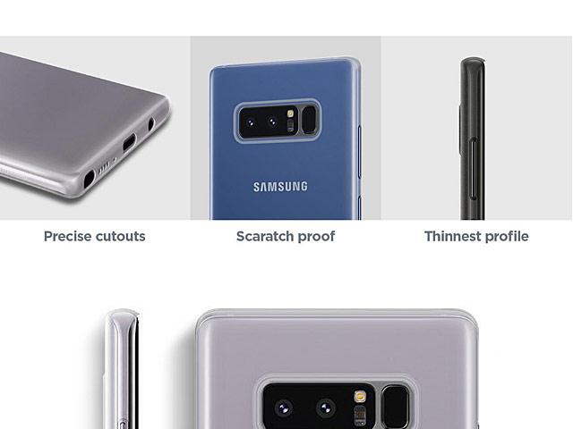promo code c6261 1fb28 Spigen Air Skin Case for Samsung Galaxy Note8