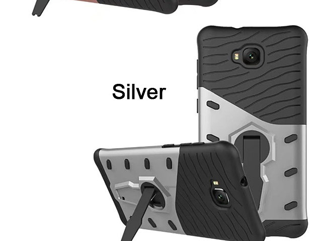 Asus Zenfone 4 Selfie ZD553KL Armor Case with Stand