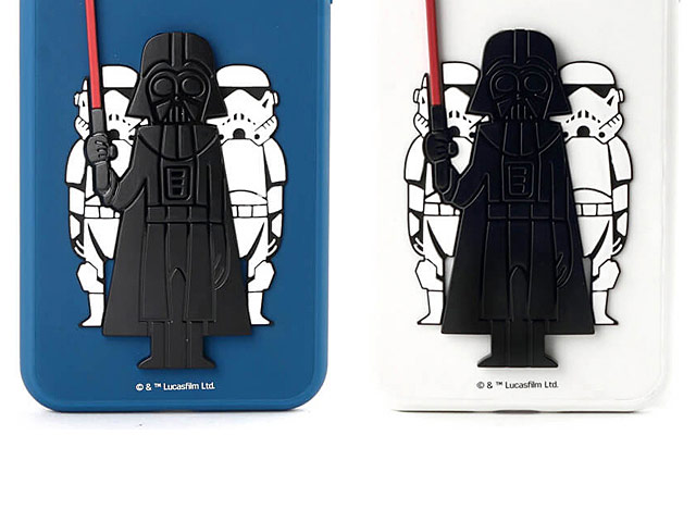 Star Wars Darth Vader Case with Stand for iPhone 7 Plus / 8 Plus