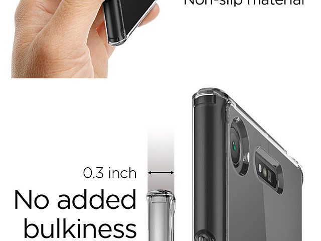 Spigen Ultra Hybrid Case for Sony Xperia XZ1