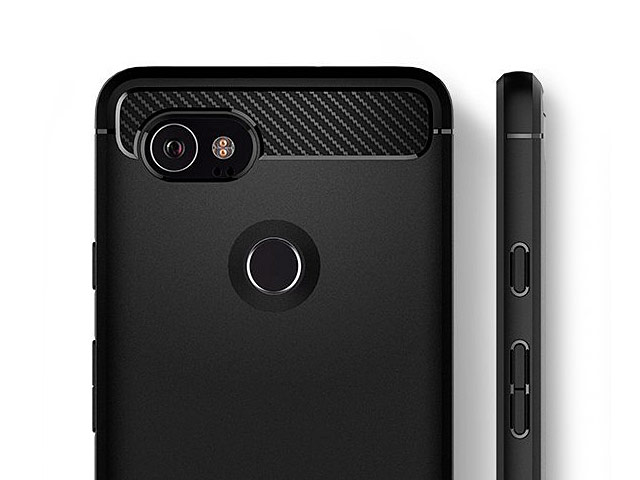 100% authentic 675c2 adbb5 Spigen Rugged Armor Case for Google Pixel 2 XL
