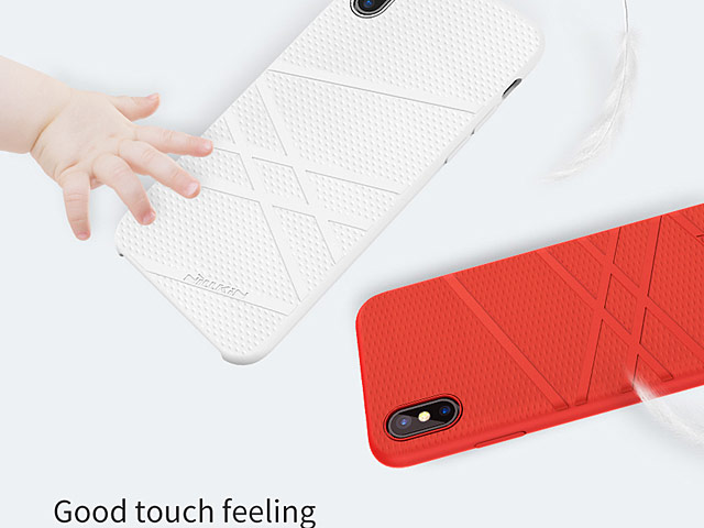 NILLKIN Flex Silicone Case for iPhone X