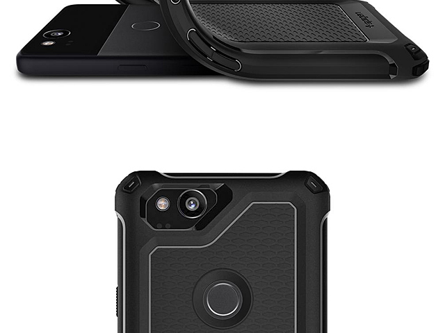 Spigen Rugged Armor Extra Case for Google Pixel 2