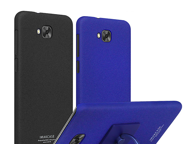 Imak Marble Pattern Back Case for Asus Zenfone 4 Selfie ZD553KL