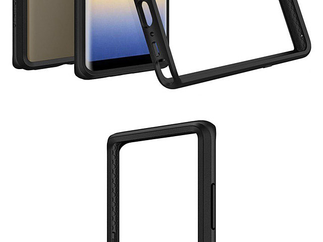 RhinoShield CrashGuard Bumper Case for Samsung Galaxy Note8