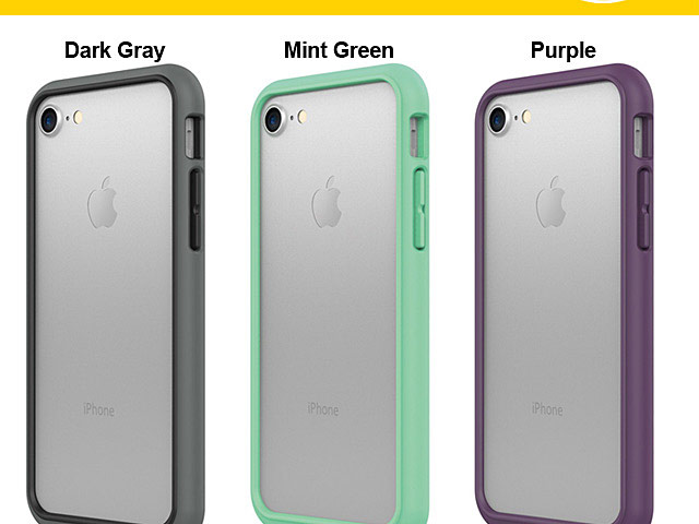 RhinoShield CrashGuard Bumper Case for iPhone 7 / 8