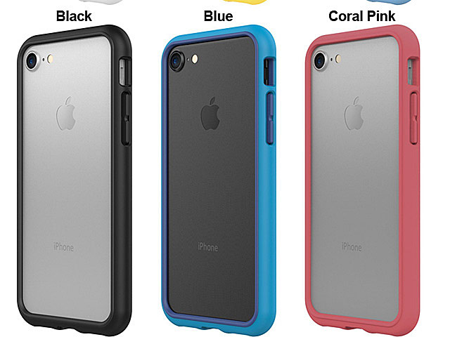 outlet store 1cdf2 5c1ab RhinoShield CrashGuard Bumper Case for iPhone 7 Plus / 8 Plus