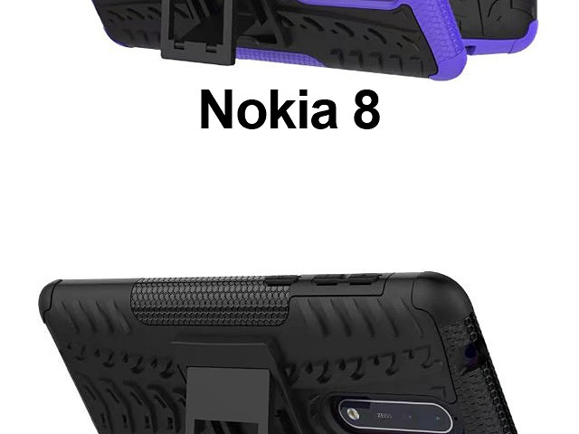 Nokia 8 Hyun Case with Stand