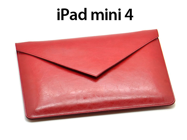 iPad mini 4 Leather Pouch