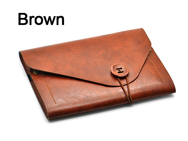 iPad Pro 10.5 Leather Retro Pouch