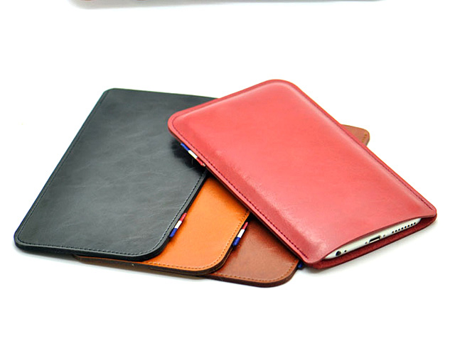 iPhone 5 / 5s / SE Leather Sleeve
