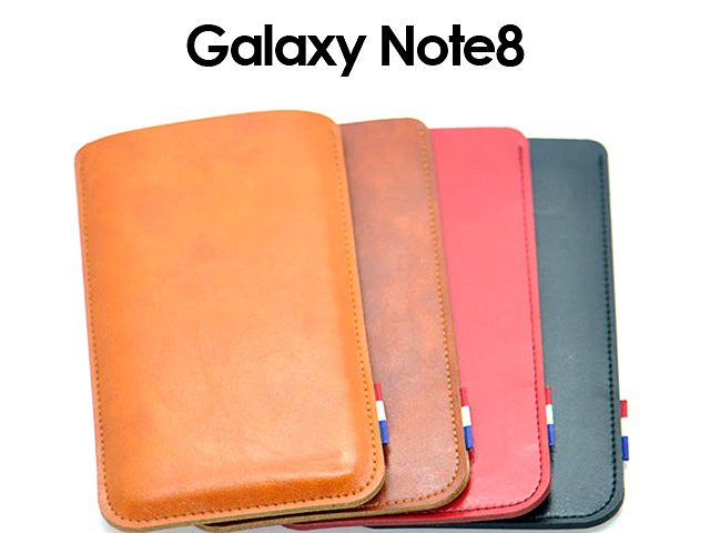 Samsung Galaxy Note8 Leather Sleeve