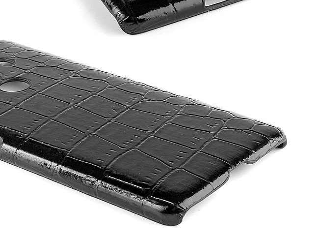 Huawei Mate 10 Pro Crocodile Leather Back Case